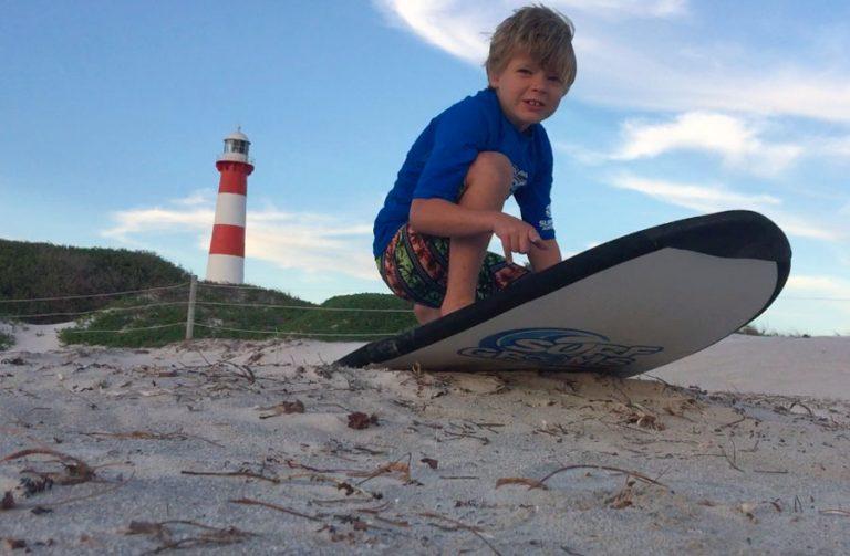 MWSS SurfGroms and Lighthouse